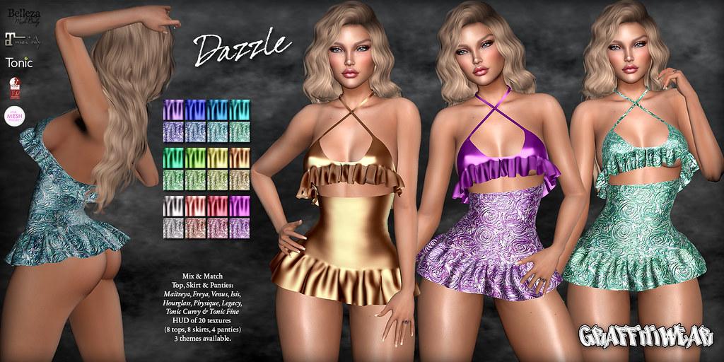 Dazzle Ad