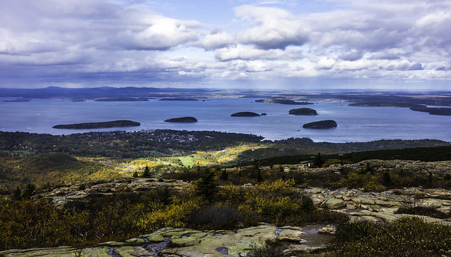 From Cadillac Mountain