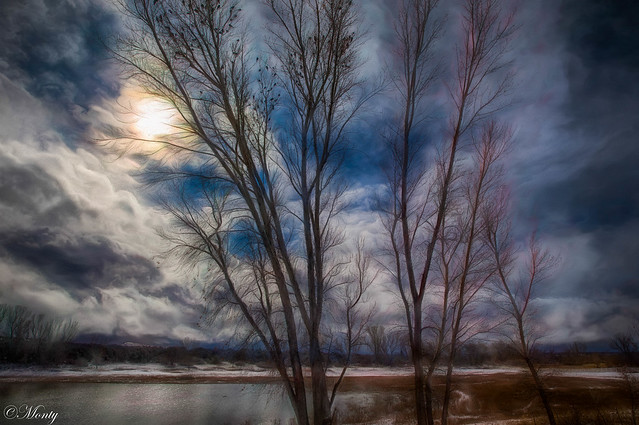 Concho Lake, Arizona