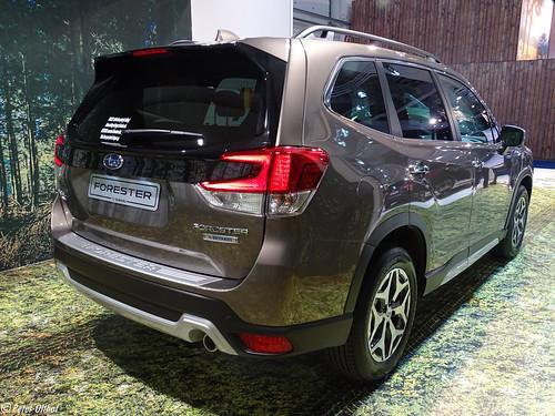 2020 Subaru Forrester E-Boxter Photo