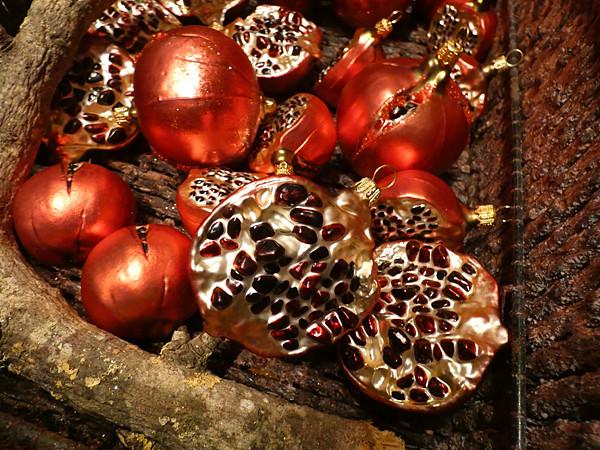 grenades de Noël