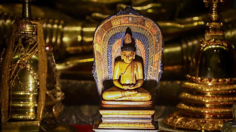 Kembalinya Rupaka Buddha Sri Lanka Setelah Pergi Hampir 100 tahun