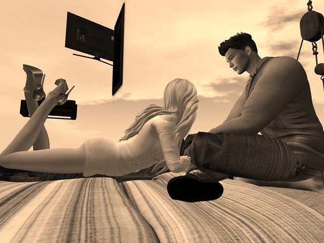 Home, Sweet, Home - Conversation In Sepia