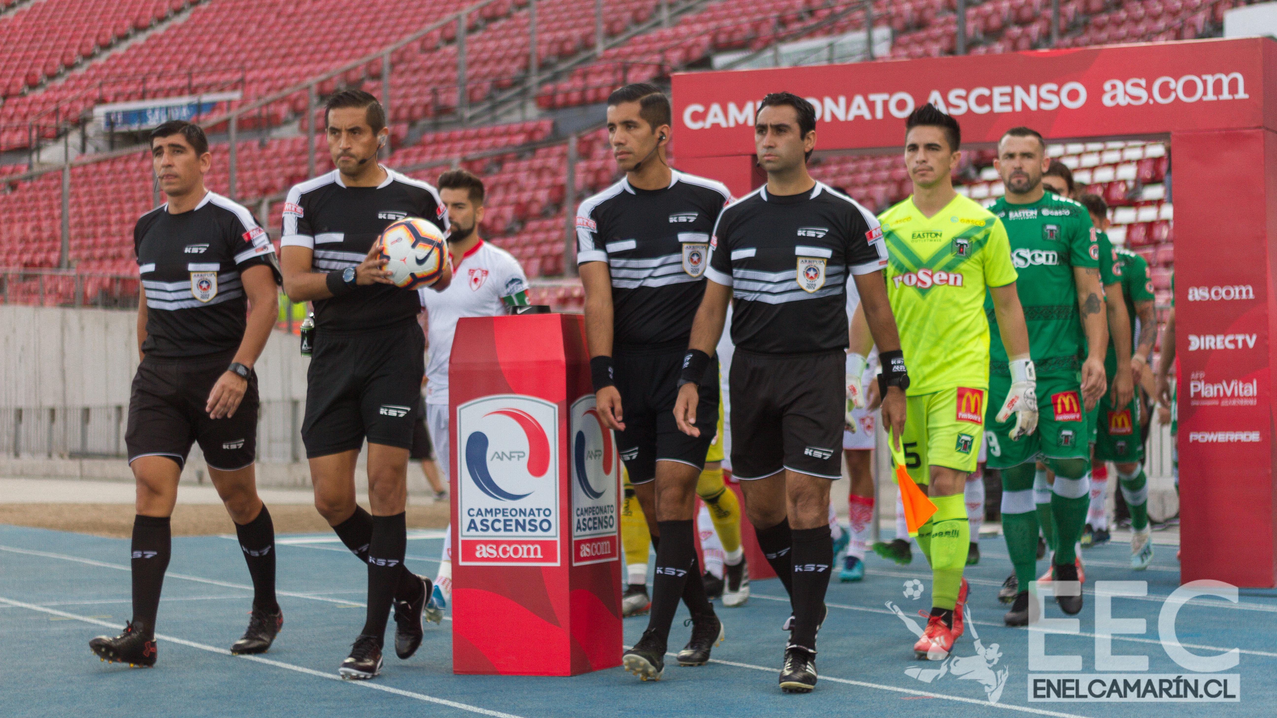 Deportes Temuco 3 - Deportes Copiapo 2