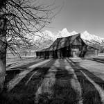 Grand Teton National Park - Mamiya 645