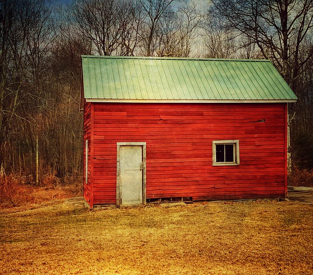 Red Shack, Saugerties, NY