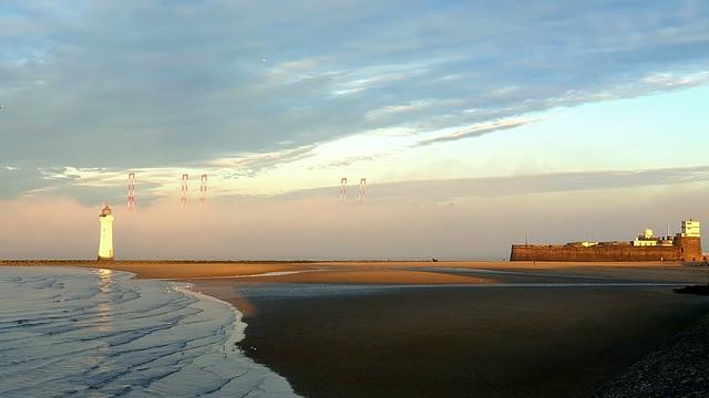 Foggy New Brighton 4