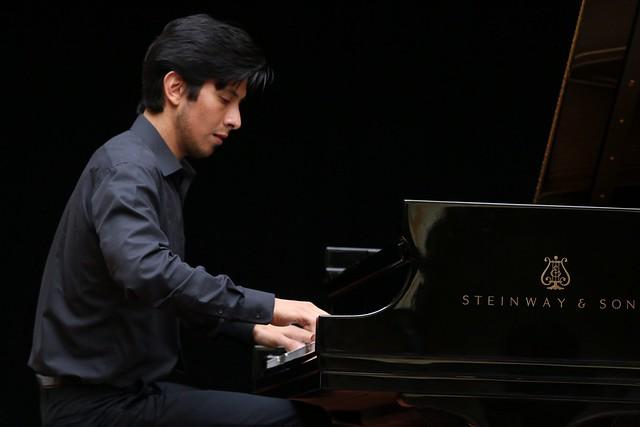 FAOT 2020 Recital de piano. Licenciatura en Música de la Universidad de Sonora