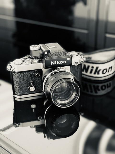 All time favourite: Nikon F2