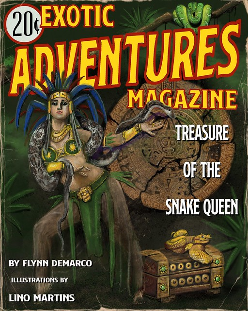 Treasure of the Snake Queen