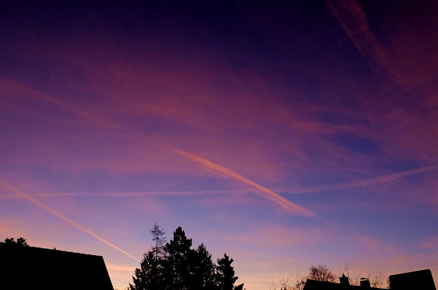 Munich - Morning Sky