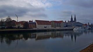 Januar im Regensburg