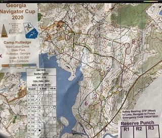 2020-01-19_georgia day 3 route