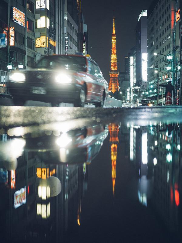 東京鐵塔|Tokyo