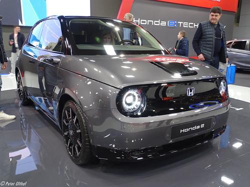 2020 Honda e Photo