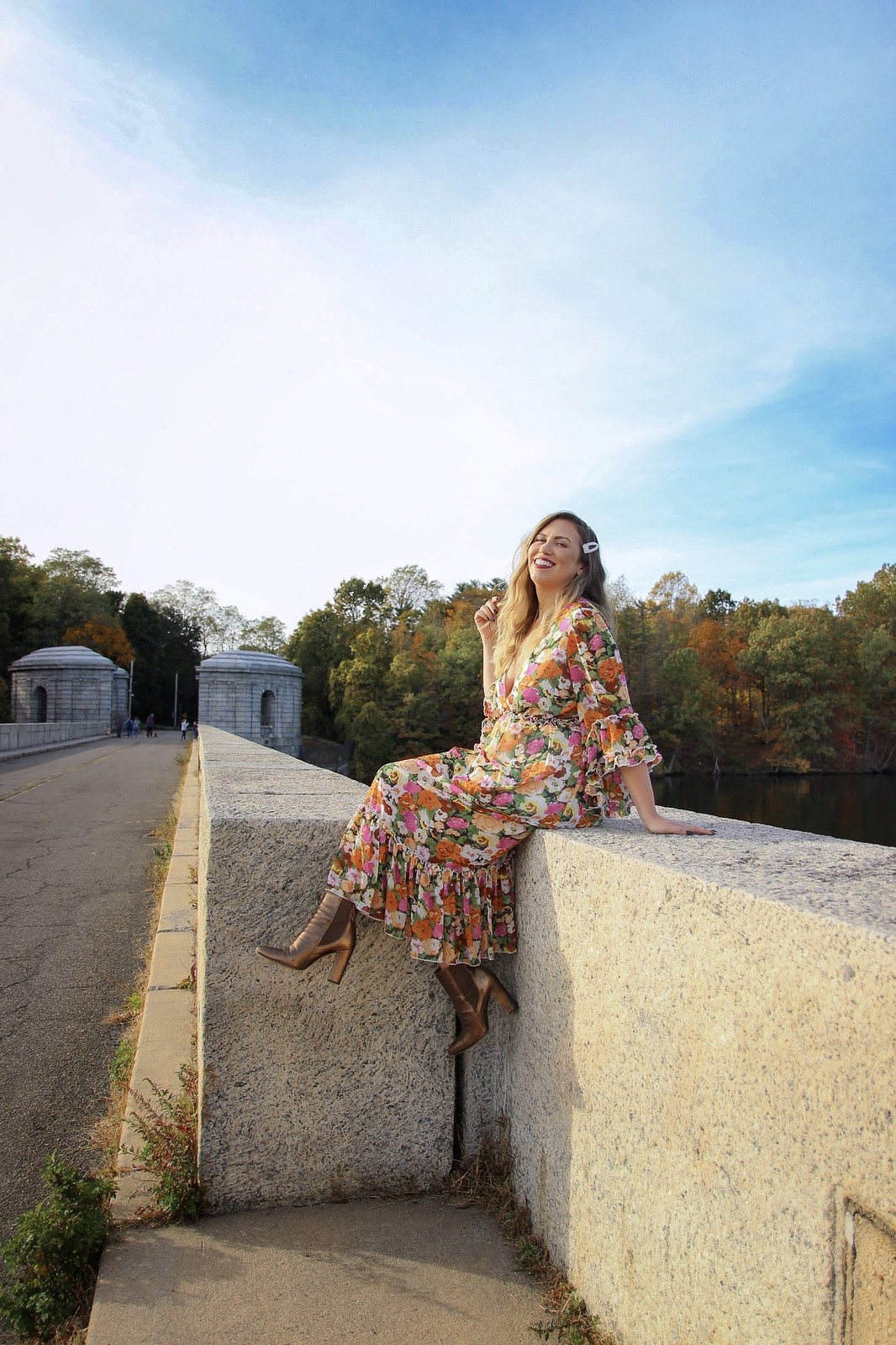 Best Photo Spots in Westchester County Kensico Dam Plaza Valhalla New York