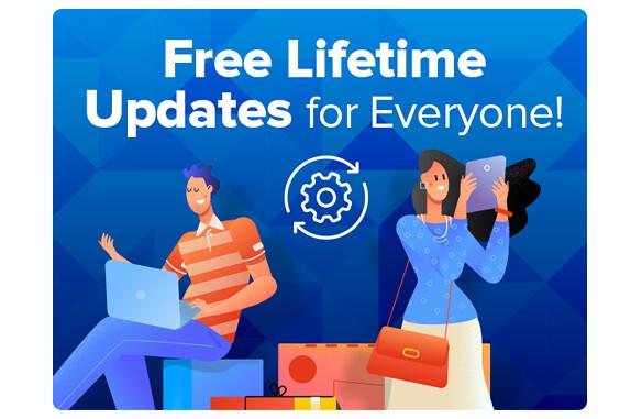 best drag and drop ap page builder Prestashop module-Free Updates for Lifetime