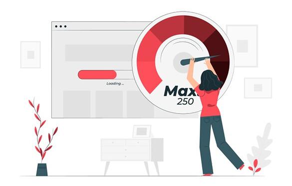 best drag and drop ap page builder Prestashop module-Max Speed