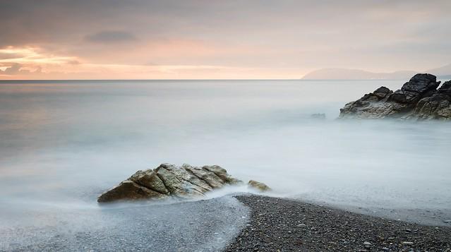 White Rock Sunrise