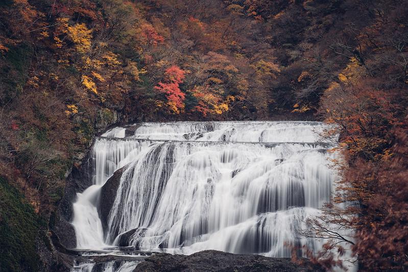 袋田瀑布|生瀨瀑布