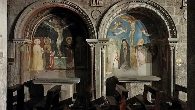 Viterbo - Chiesa medioevale dei pellegrini 10