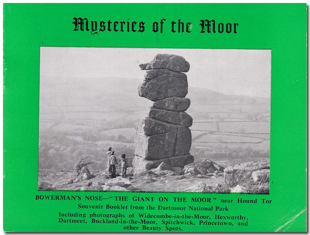 Book Cover Mysteries of the Moor