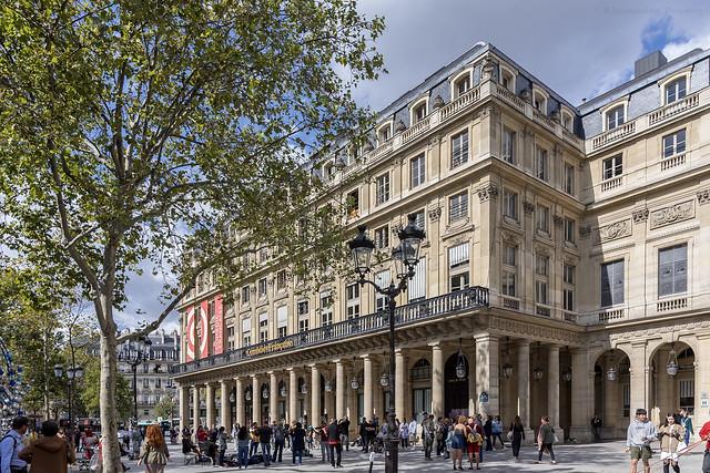 Palais-Royal - Comédie-Française