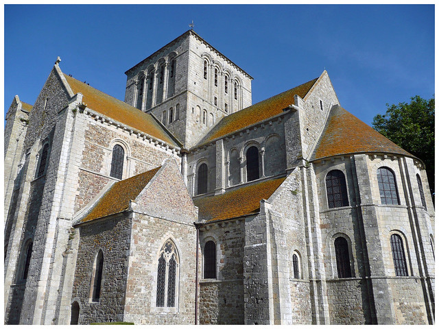 Abbaye Sainte-Trinité de Lessay