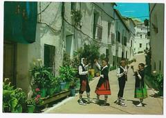 La Peraleja (Cuenca) : calle de la Concepción