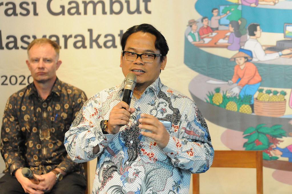 Dr. Nurul Qomar, Pusat Studi Bencana, Universitas Riau.