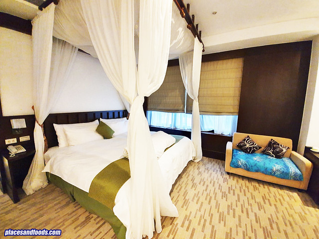 the loft seaside hotspring jinshan room