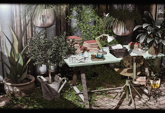 CRATE - Green Gardener