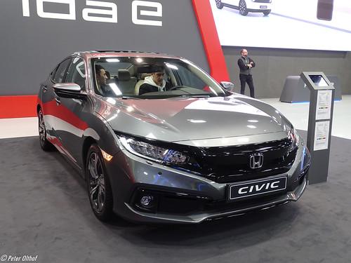 2020 Honda Civic Sedan Photo