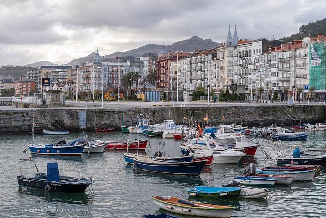 Castro Urdiales - Puerto y paseo marítimo
