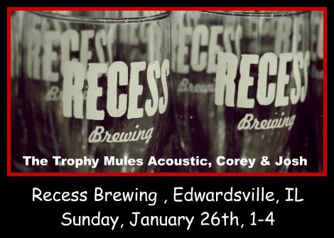 Recess Brewing Trophy Mules 1-26-20