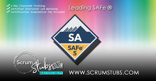 SAFe Certification Training | 2Day Classroom Course |  Scrum Meetups |
