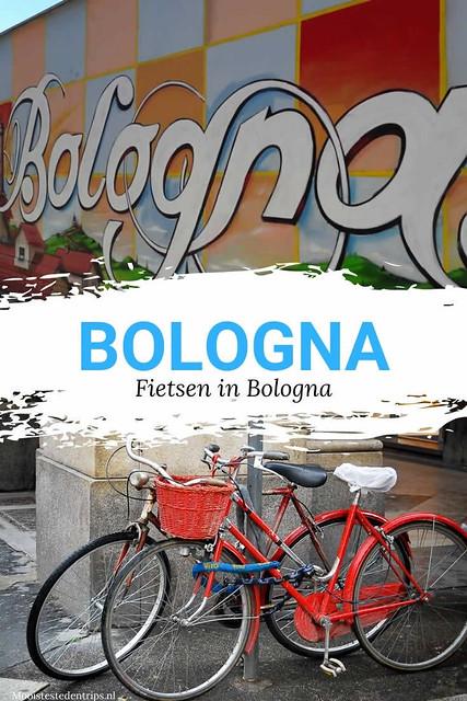 Fietsen in Bologna, Italië | Ontdek de mooiste street art in Bologna op de fiets