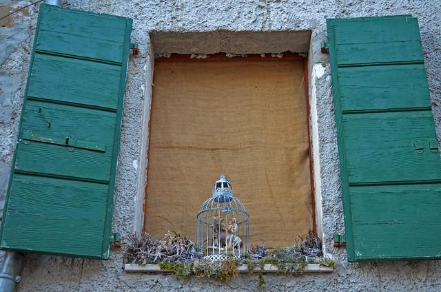 Caged Nativity [Poffabro - 6 January 2020]