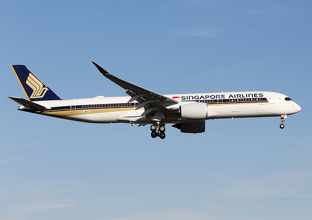 SINGAPORE  AIRLINES / Airbus   F-WZHK   msn 385 / LFBO - TLS / janv 2020