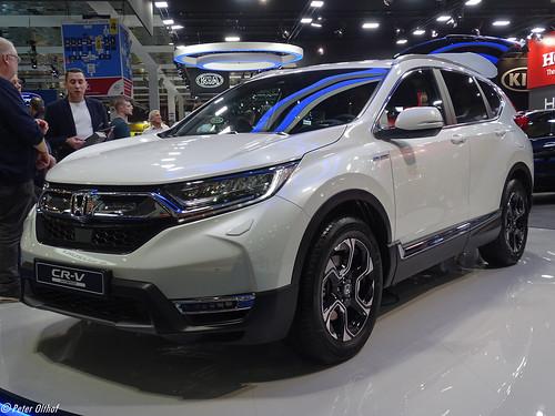 2020 Honda CR-V Hybrid Photo