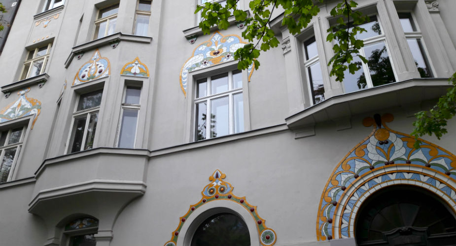 Art Nouveau in Bratislava | Mooistestedentrips.nl