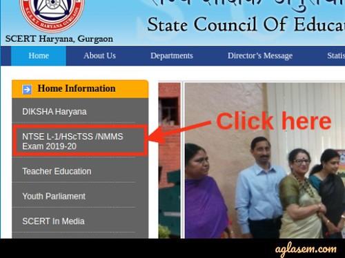 Haryana NTSE Result 2020