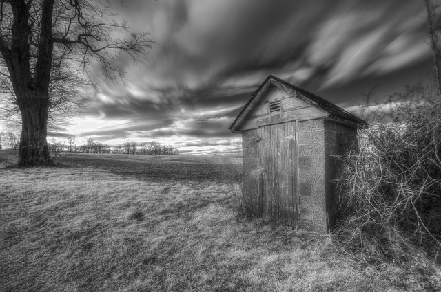 Outhouse (IR)