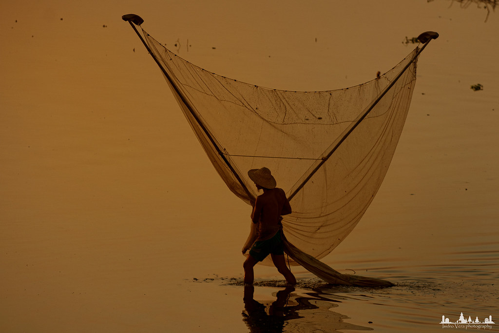 Pescador - Birmania