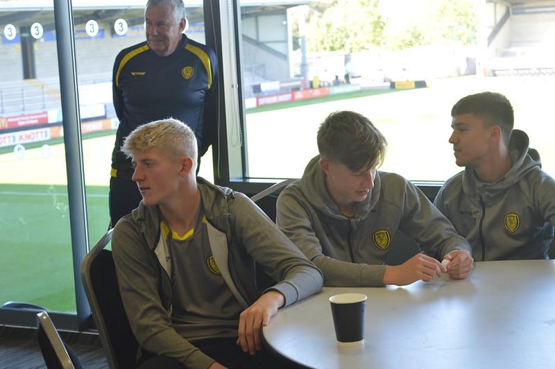 Playing Safely Burton Albion Life Skills (10)