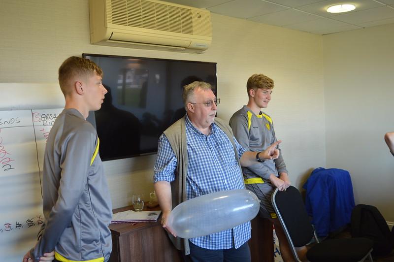 Playing Safely Burton Albion Life Skills (14)