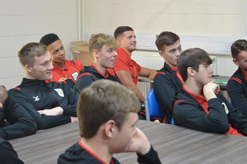 Sporting Chance Crewe Alexandra Life Skills (2)