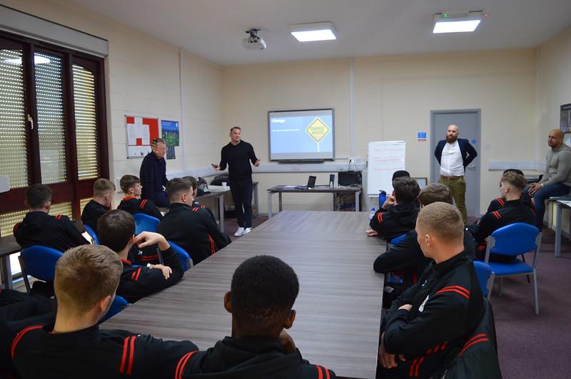 Sporting Chance Crewe Alexandra Life Skills (4)