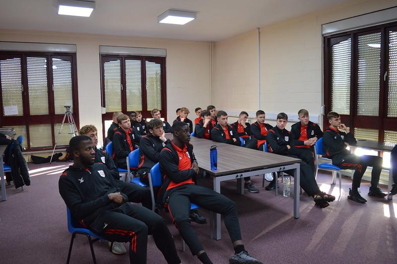 Sporting Chance Crewe Alexandra Life Skills (13)
