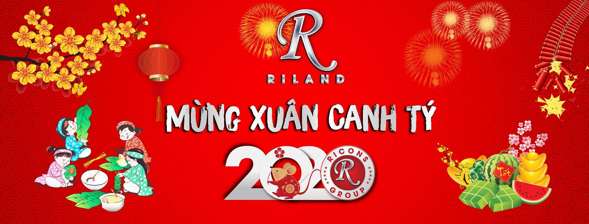 Riland thông báo lịch nghỉ Tết Nguyên Đán Canh Tý 2020